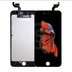 iPhone 6S Plus, Incell Display (With Metal Plate) - Black