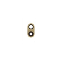 IPhone 8 Plus Cover Lens for Rear Camera Replacement Part (Gold)