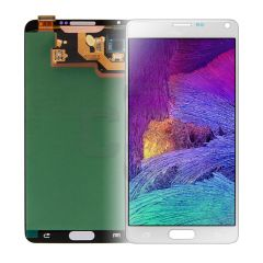 Samsung Note 4 Display - White