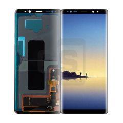Samsung Note 8 Display - Black