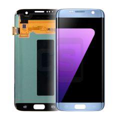 Samsung S7 Edge Display - Coral Blue