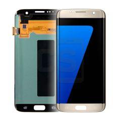 Samsung S7 Edge Display - Gold