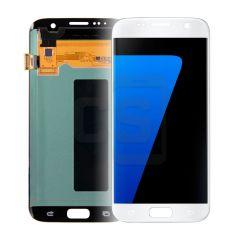 Samsung S7 Edge Display - White