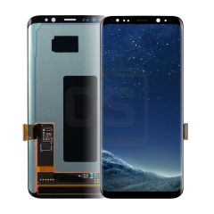 Samsung S8 Display - Black