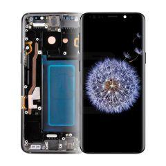 Samsung S9 Display (with Frame) - Black