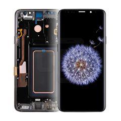 Samsung S9 Plus Display (with Frame) - Black