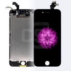 iPhone 6 Plus, Vivid Display (With Metal Plate) - Black