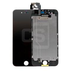 iPhone 6 Vivid Display (With Metal Plate) - Black