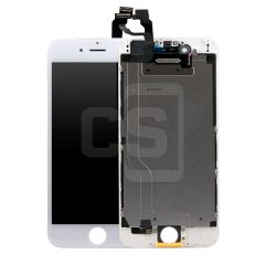 iPhone 6 Vivid Display (With Metal Plate) - White