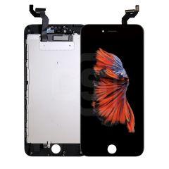 iPhone 6S Plus, Vivid Display (With Metal Plate)- Black