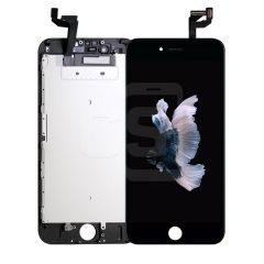 iPhone 6S, Vivid Display (With Metal Plate) - Black