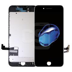 iPhone 7, Vivid Display (With Metal Plate) - Black