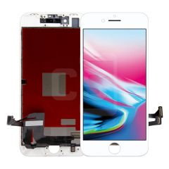 iPhone 8/SE 2020, Ultimate Display - White