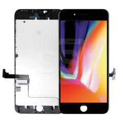 iPhone 8 Plus, Vivid Display (With Metal Plate) - Black