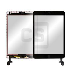 iPad Mini 1/2 Touch Digitizer, Ultra - Black