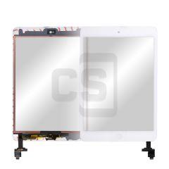 iPad Mini 1/2 Touch Digitizer, Ultra - White