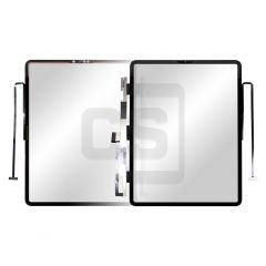 iPad Pro 12.9 Gen 3/4 Touch Digitizer, ECO - Black