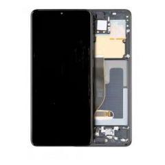 Samsung S20 Plus Display(with Frame) - Black